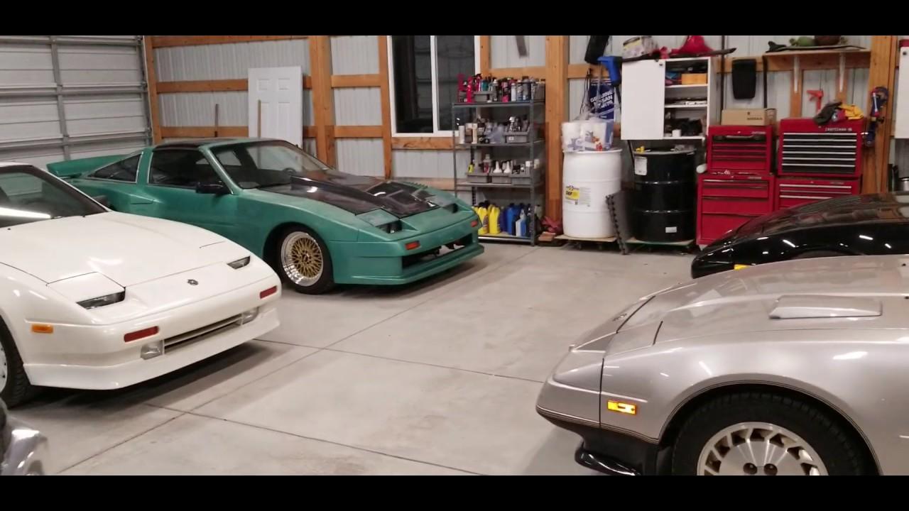 Z31 Dream Garage 89 Turbo Shiro Special 50th Ae Imsa Widebody