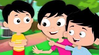 cache-cache chanson | rimes en français | chansons pour enfants | Hide and Seek | Kids Tv Française