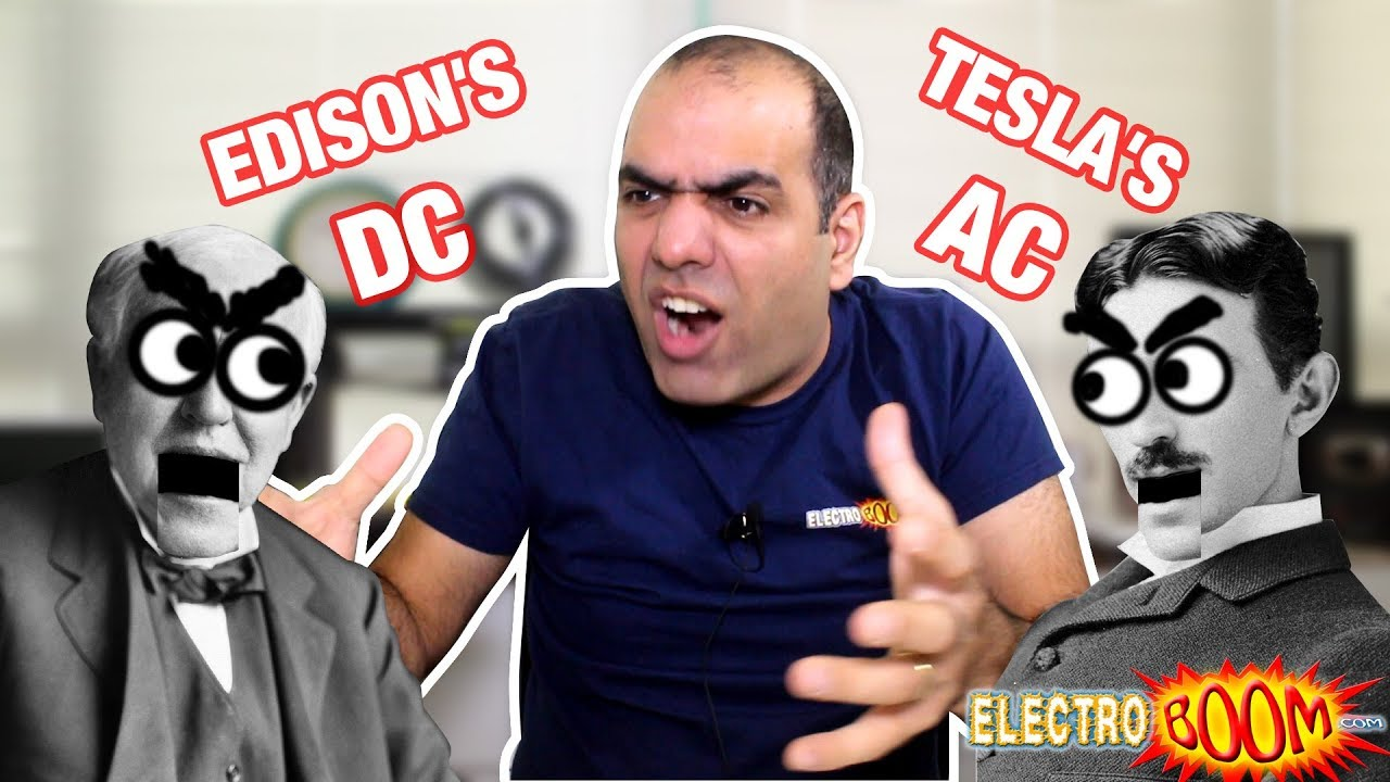Why Use Ac Instead Of Dc At Home