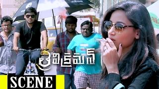 Srimanthudu Spoof by Naveen Neni    Superb Comedy Scene - Trivikraman Movie Scenes