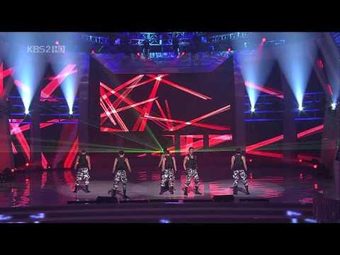 101230 KBS Gayo Daechukje - 2PM - I'll Be Back