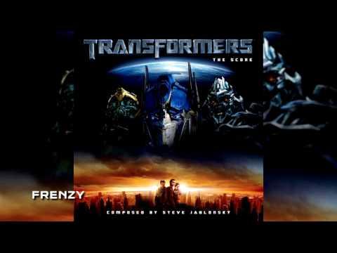Transformers (The Score): 05 ''Frenzy'' ► Steve Jablonsky mp3