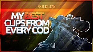 Red Blaziken: My Best Clips from Every CoD!