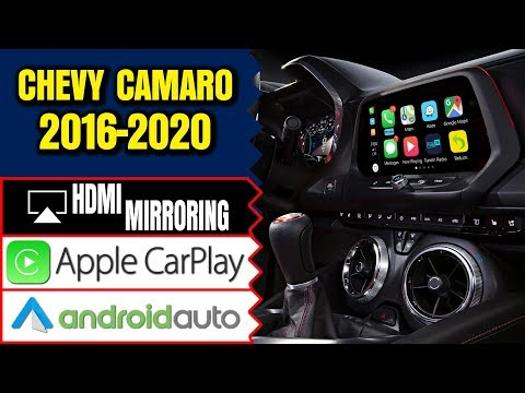 chevrolet-camaro-2016-2019-navigation-mylink-video-interface-apple-carplay-hdmi-smartphone-mirroring