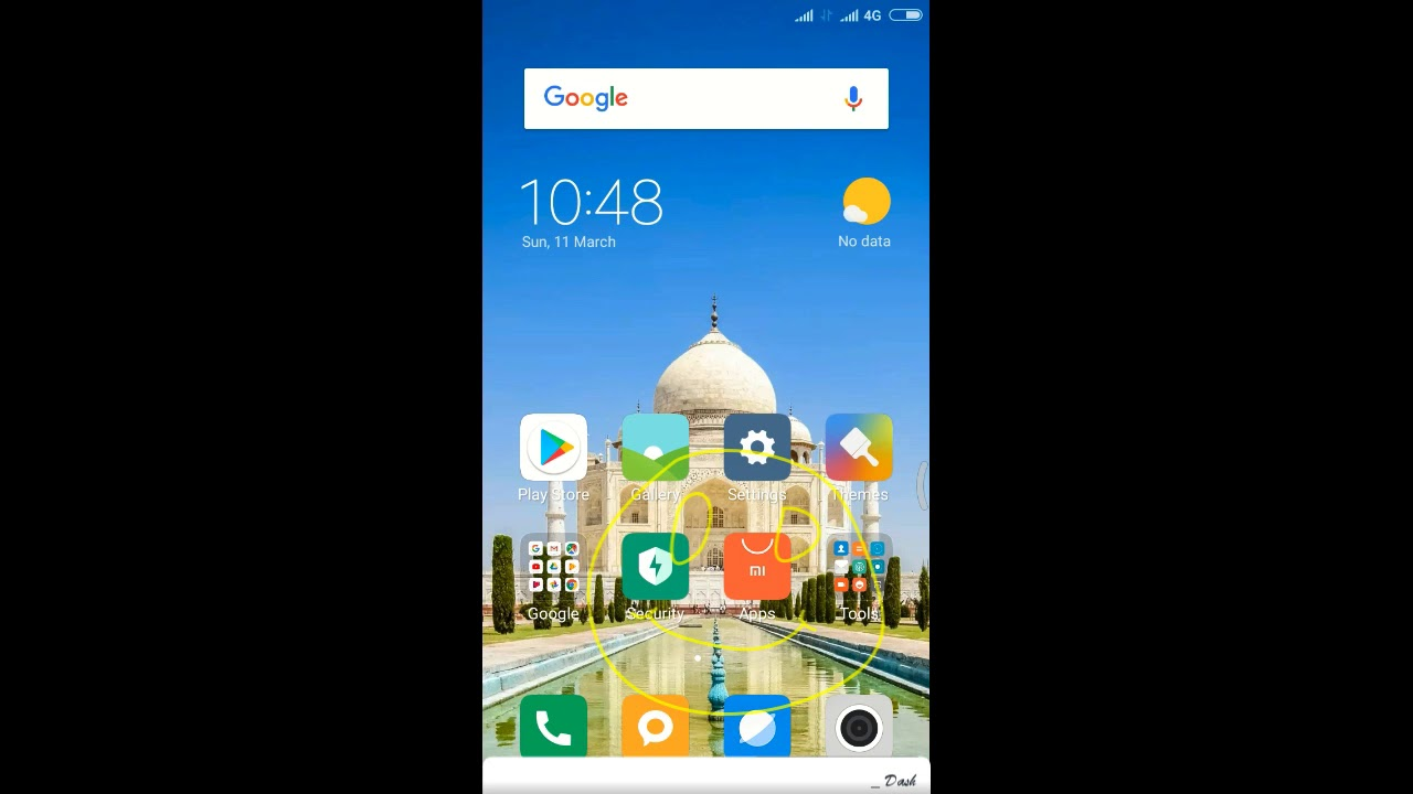 How to turn Off Home, Menu and Back key Vibration On Redmi 5A