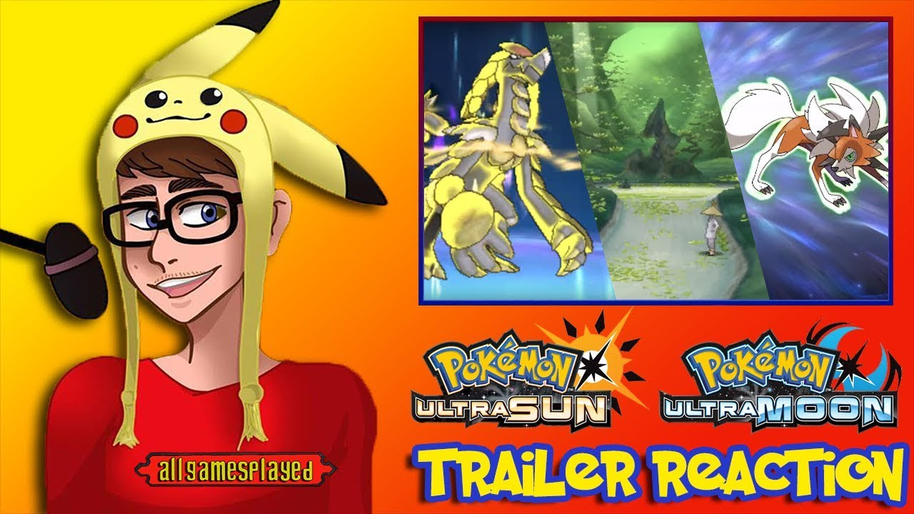 New eevee evolution leak reaction pokemon ultra sun moon trailer also rh youtube
