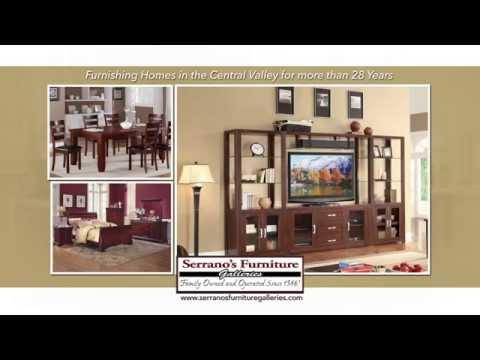 Serrano's Furniture FRESNO - MADERA - VISALIA