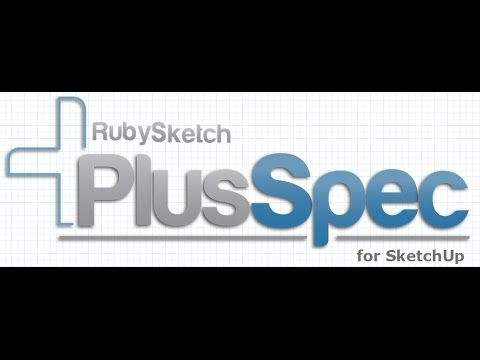 BIM and Estimating for SketchUp: PlusSpec Introductory Video