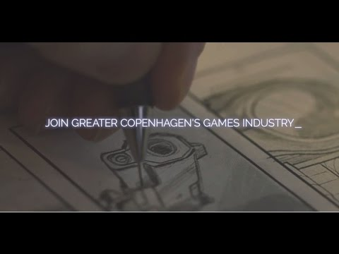 Join our games industry today - Jobs in Greater Copenhagen