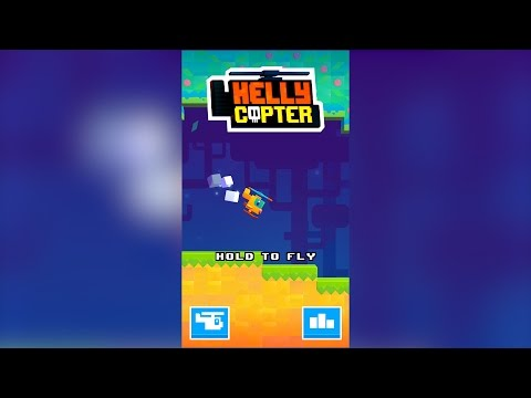 HellyCopter iPhone iPad game iOS gameplay video 🚁 thumbnail