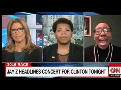 Black Trump supporter Brunell Donald-Kyei DESTROYS CNN's narrative