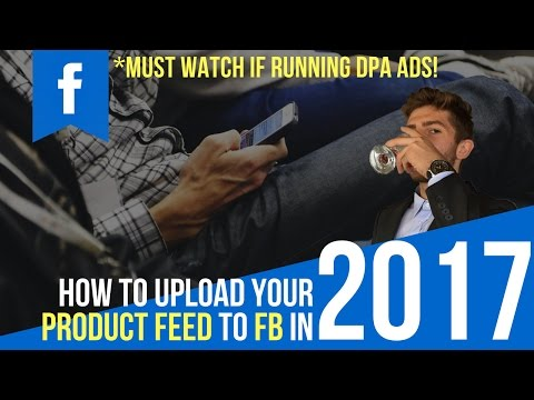 Facebook DPA Ads | How To Sync Shopify Products To FB Product Feed and Product Catalog