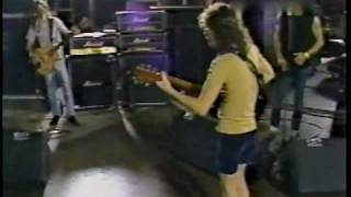 AC/DC - Messin' With The Kid live rehearsal