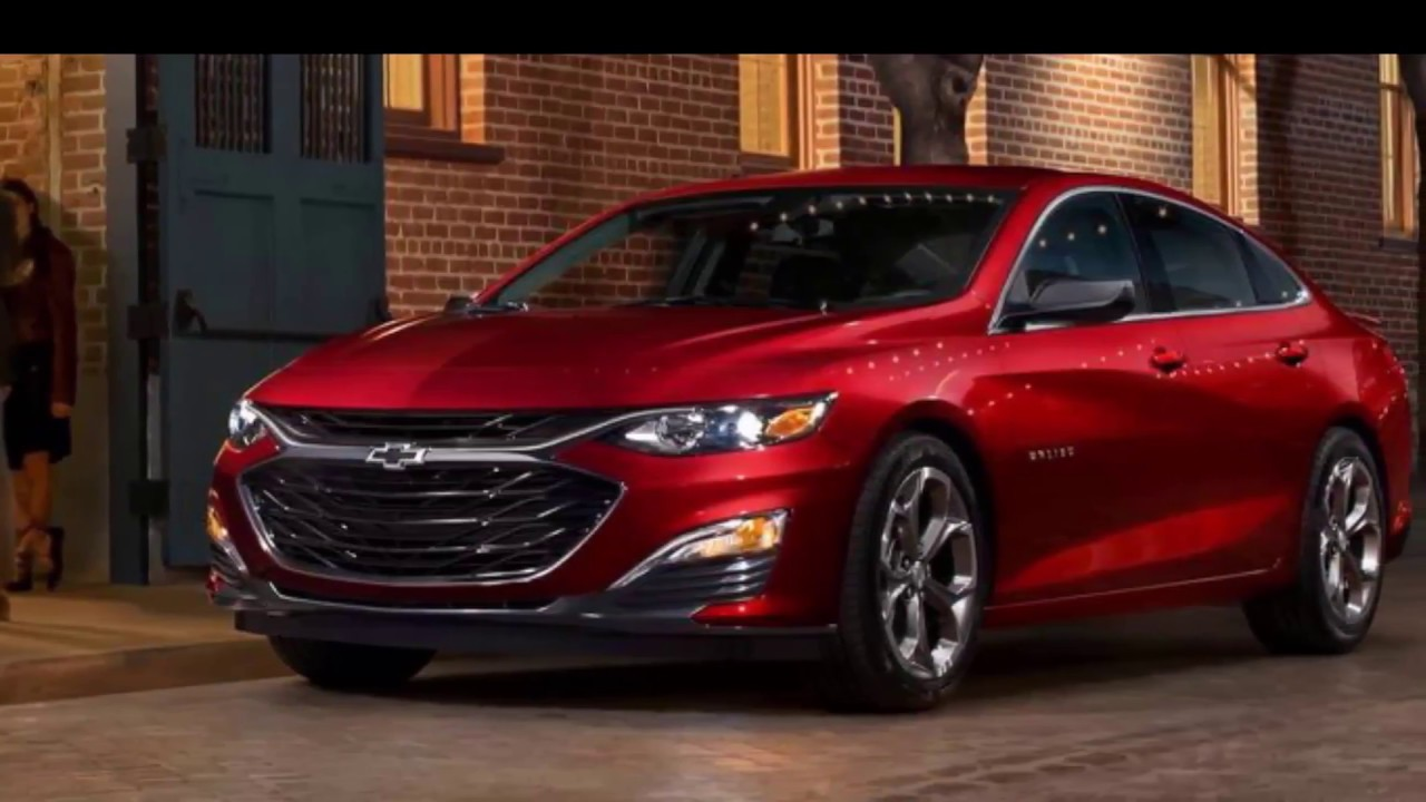 Chevrolet Malibu 2019 ALL NEW interior and exterior - YouTube