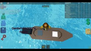 ROBLOX Scuba Diving in Quill Lake All Pirate Quests
