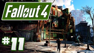 Fallout 4 #11 - Nuking Time! (Livestream 11th Nov)
