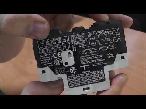 Автоматические выключатели и надписи на них. Что они означают.