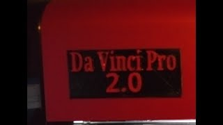 Da Vinci Pro 2.0 Mods and updates Aug 2017