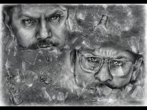 RAEES the broken glass. Rahul Dholakia. Shah Rukh Khan. Nawazuddin Siddiqui