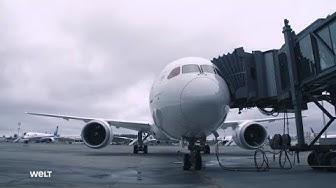 Boeing 787 - Ein Dreamliner wird ausgeliefert | WELT Doku HD | deutsch