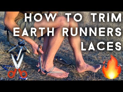 how-to-trim-earth-runners-laces