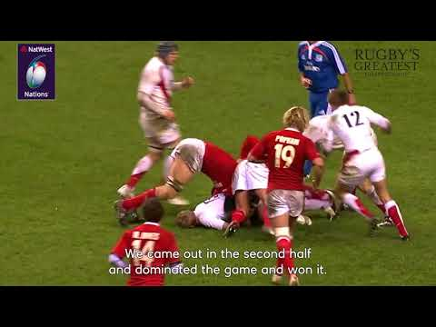 Warren Gatland on beating England in 2008 | NatWest 6 Nations