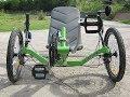 ✔️Как сделать? велотрайк своими руками веломобиль