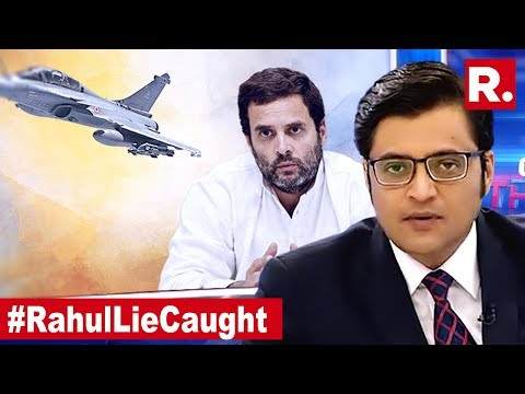 How Many Lies, How Many Abuses? Insider Exposer Rahul's Lie | The Debate With Arnab Goswami