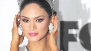 pia wurtzbach new miss universe 2015 press conference after crowning interview