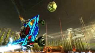 Rocket League | Awesome Goals Montage #4 [500 hours]