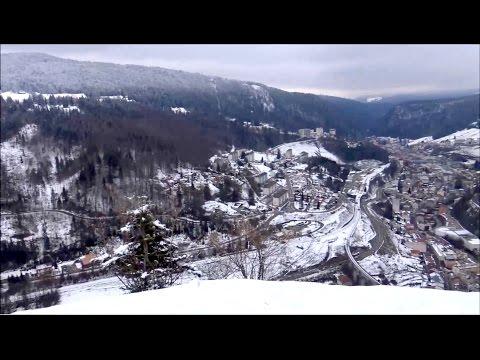 Morez ;  Morbier ; Balcon Des Crottes ; Hirondelle ; Amazing Views ; Viaduc ; Jura ; France