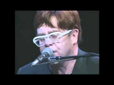 Empty Garden Elton John Jf E Convidados Ao Vivo No