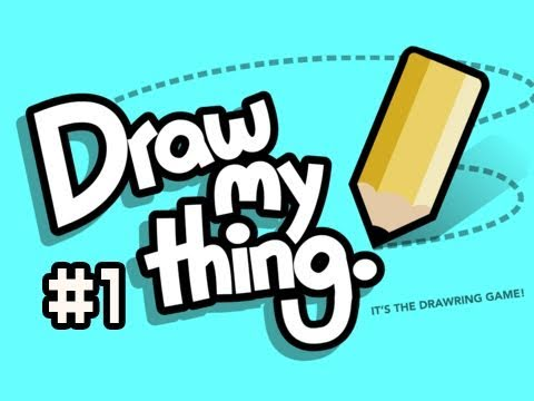 Draw My Thing - w/Nova & Creatures Ep.1