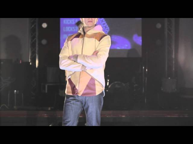 Tight Night Fashion: Pin and Spin Fashion show 2012 Travel Video