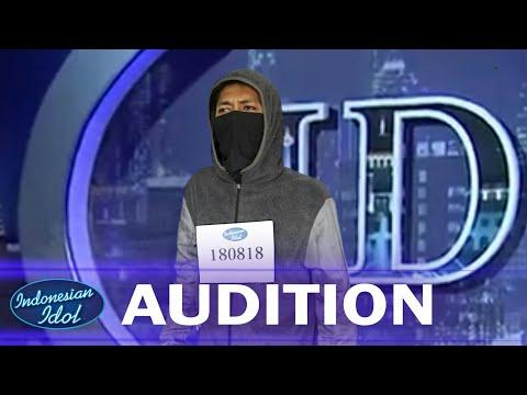 KEJUTAN!! Alan Walker Ikut Indonesian Idol - AUDITION 4 - Indonesian Idol 2018 - Parody