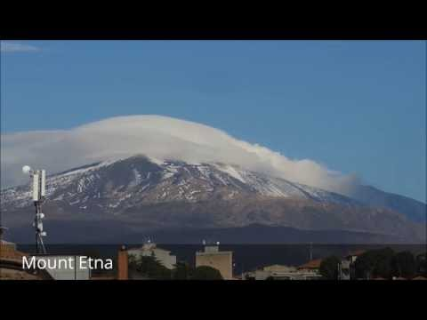 Places to see in ( Catania - Italy ) Mount Etna