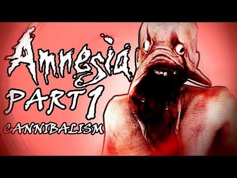Amnesia: Cannibalism [Custom Story] Part 1