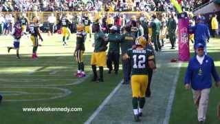 The Lambeau Field Experience