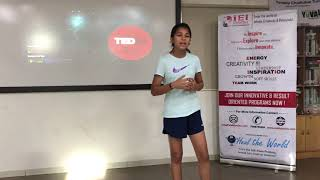 How sports play an important role in student's life | Tanvi Gandhi | IEI DIDACTICS