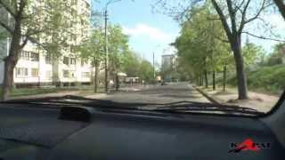 видео автошкола вождение по городу