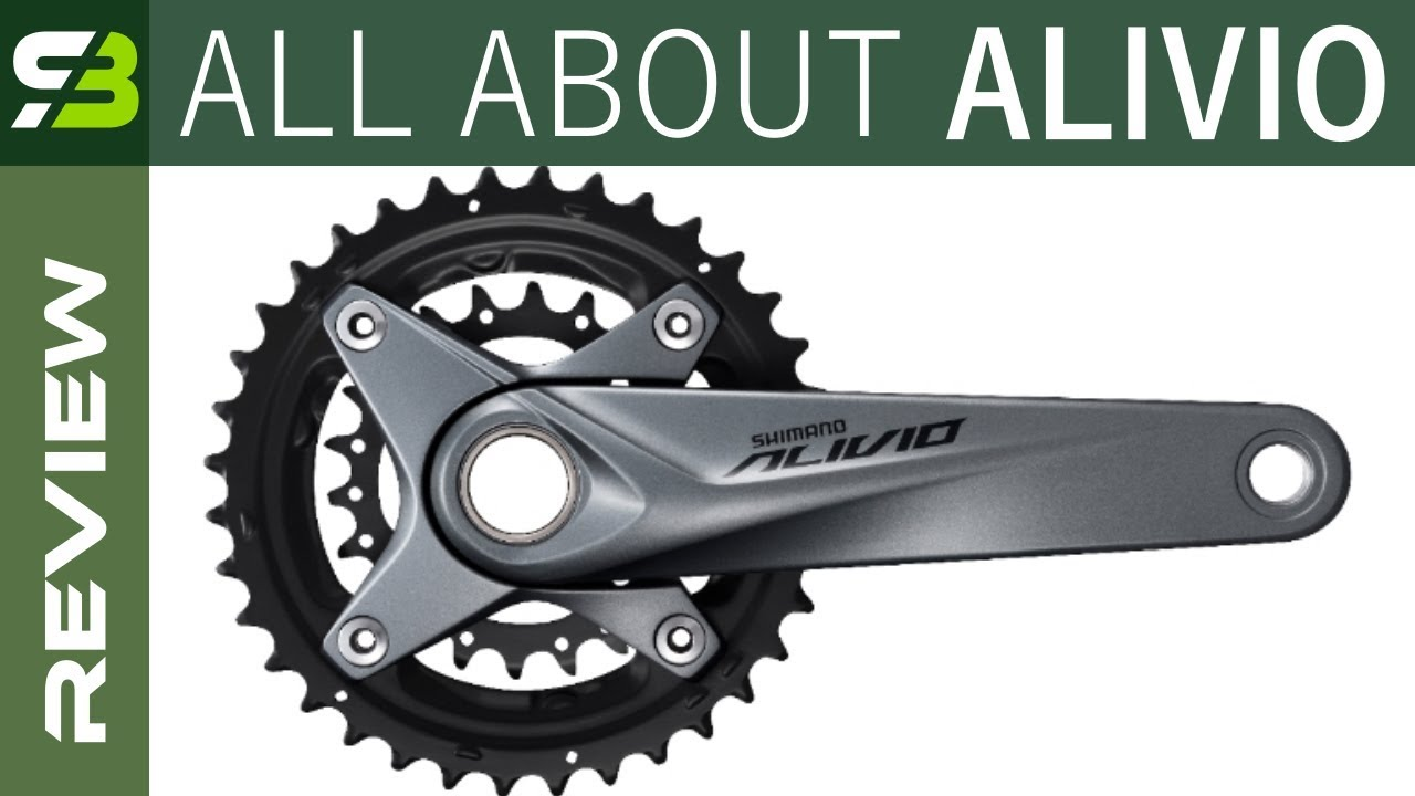 Shimano Alivio M4000 Groupset Review  Is It Already MTB, Or Not Yet
