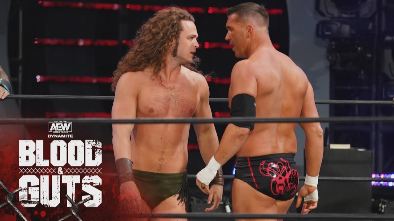 Who Will Face the Young Bucks for the AEW Tag Team Championships? | AEW Blood & Guts, 5/5/21
