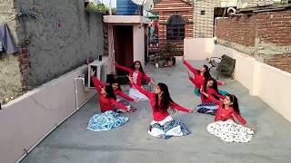 Ghoomar Dance | padmaavat | Deepika padukone | Aadhar performing dance & arts