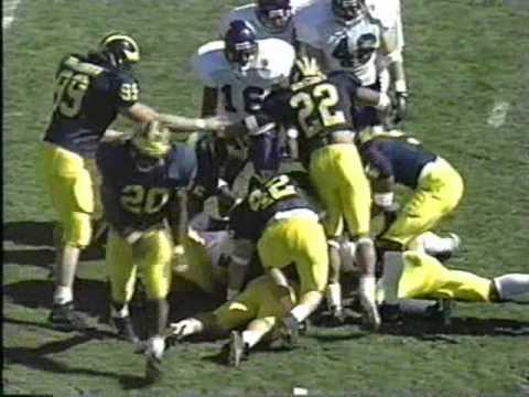 1997: Michigan 23 Northwestern 6