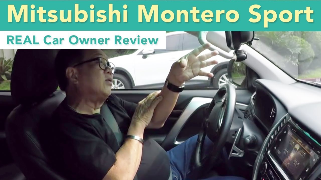 2016 Mitsubishi Montero Sport (REAL Car Owner Review)
