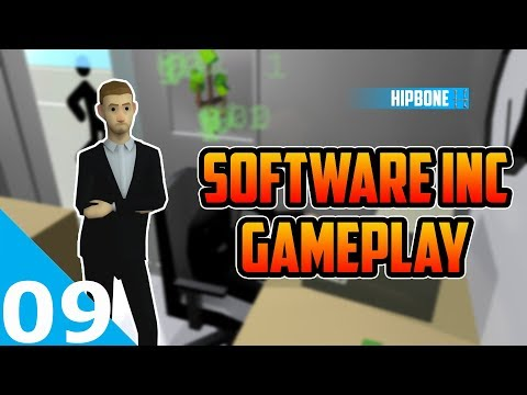 Hipbone Plays - Software Inc. Alpha 10 #09 - Parking Garage