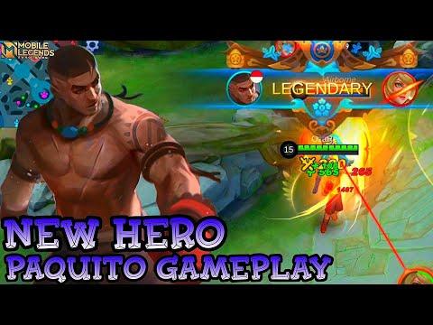 New Hero Paquito