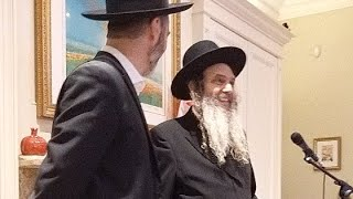 Our Opening 1st Emuna Future Tour 2019 Class by Rav Shalom Arush!