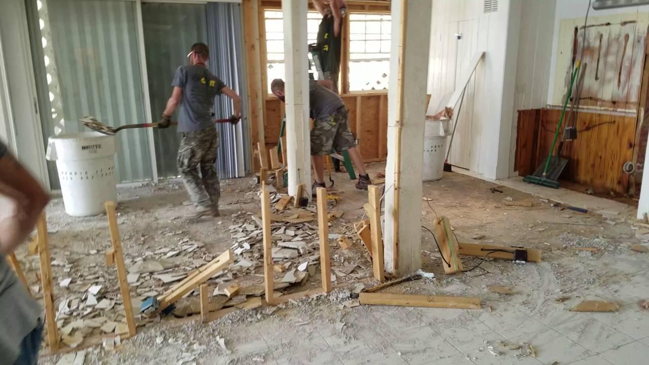 Beautiful Remove It Pros Inc.Interior Demolition Tile Removal Naples Florida 239 333  7678