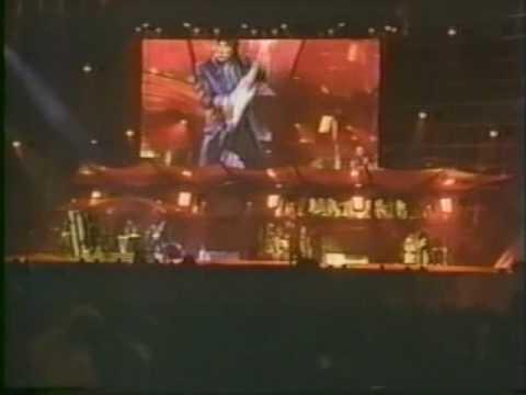The Rolling Stones Tumbling Dice, Rio De Janeiro 1995